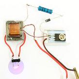 5PcsИнверторBoostГенераторвысокогодавления Дуга зажигания Модуль катушки зажигания Электронный DIY Производство Набор