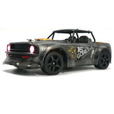 SG 1604 RTR 1/16 2.4G 4WD 30km/h RC Car LED Light Drift On-Road Proportional Control Vehicles Model