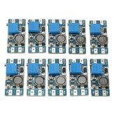 10 Pcs Step Up Power Spply Modul 2A 2V-24V DC-DC Booster Power Module