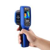 XEAST XE-28 Ultrakühle und ultraklare Farbe 2,5-Zoll LCD Display-Wärmebildkamera Infrarot-Thermometer mit einer Auflösung von 60 * 60
