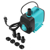 110V 50 / 60Hz submersible Pompe à eau Aquarium Fish Tank Fontaine hydroponique