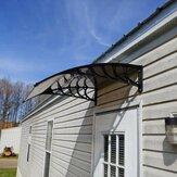 Kapı Gölgelik Tente Barınak Ön Arka Outdoor Sundurma Veranda Pencere Çatı Yağmur Kapağı