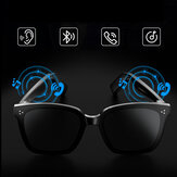 Bakeey ZR18 Smart Glasses Music Player Call Voice Assistant bluetooth 5.0 Intelligence Anti-UV Sunglasses