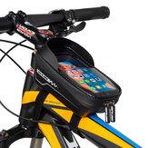 GUB 922 900ml Tubo superior para bicicleta Bolsa EVA Hard Shell Resistência ao choque Quadro de bicicleta Bolsa Peças essenciais de bicicleta para ciclismo