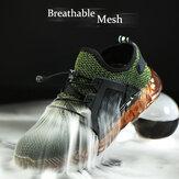 Scarpe da lavoro antinfortunistiche in acciaio antiscivolo scarpe