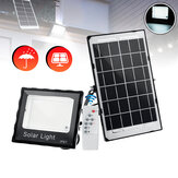 300W Solar Powered 567 LED Remote Control Security Flood Light Spot Wall Lamp Waterproof IP67