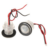 12V LED Courtesy Lights Boat Marine RV Waterproof For Stair/Livewells