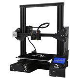 Creality 3D® Ender-3 V-slits Prusa I3 DIY 3D-skrivarsats 220x220x250mm Utskriftsstorlek med strömåterställning Funktion / MK10 Extruder 1,75 mm 0,4 mm munstycke