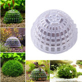Minerale steen Suspended Float Bio Moss Ball voor Aquariumdecoraties Crystal Plantenteelthuis