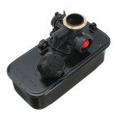 Mower Carburetor Fuel Tank For Briggs and Stratt 494406 498809 498809A 9B900