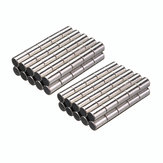 100pcs N52 Strong Cylinder Magnet Rare Earth Neodymium 4x6MM