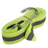 3 meter / 6 meter elastische reflecterende streep touw beschermhoes winddicht touw buiten verstelbaar voor auto bootafdekking