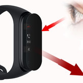 Bakeey Watch Film Anti-Peeping TPU Watch Displayschutzfolie für Xiaomi Miband 4 Nicht original