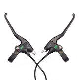 BIKIGHT1Компл.E-bikeЭлектрическиеСкейтборд Тормозные Рычаги Алюминиевый Сплав Левый И Правый Велосипед Ручка Тормоза Дорожные