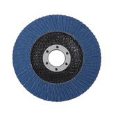115mm 4.5 Inch Flap Discs 40/60/80/120 Grit Grinding Wheels Blades Sanding Flap Discs for Angle Grinder