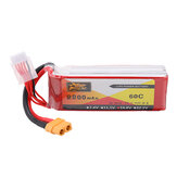 ZOP Power 14.8V 2200mAh 60C 4S Lipo Batteria XT60 Spina per RC Quadcopter