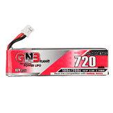 Gaoneng GNB 3.8V 720mAh 100C 1S LiPo Батарея PH2.0 Разъем для Flywoo Firefly 1S
