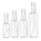 30/50/100ml Refillable Bottles Travel Transparent Plastic Perfume Bottles Atomizer Empty Small Spray Bottle