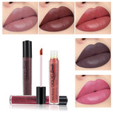7 Colors Cream Matte Liquid Lipstick Lip Gloss Non Sticky