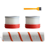 HEPA Filter Accessories Hepa Filter Roller Brush Parts Kit For Xiaomi Dreame V9 Wireless Handheld Vacuum Cleaner