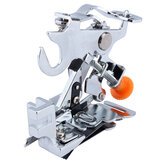 Household Multifunction Sewing Machine Ruffler Presser Foot Low Shank Pleated Attachment Presser Foot Sewing Machine