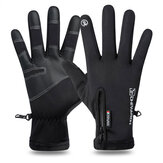 Touch Screen Thermal Waterproof Winter Snow Ski Gloves Warm Mittens