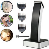 Cordless Electric Men's Hair Clipper Rechargeable Hair Trimm