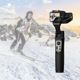 Hohem iSteady Pro 3 Gimbal 3 Axis Handheld Camera Stabilizer Built-in Battery WiFi Module for GoPro Hero 9/8/7/6/5 Insta360 One R OSMO Action FPV Cameras