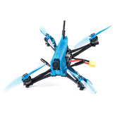 iFlight TurboBee 136RS 136mm SucceX Micro F4 V1.5 3 بوصة 4S DIY FPV Racing Drone PNP w / Caddx.us Turbo Eos V2 1200TVL الة تصوير