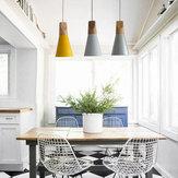 Único diâmetro da cabeça 11 centímetros criativo bar sala de jantar café pingente luminária de teto pendurado
