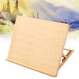 Tavolo da disegno multifunzionale da tavolo in legno Cavalletto da tavolo con pittura artistica Cavalletto da pittura