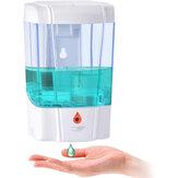 Bakeey Automatisk sensor Sæbedispenser Håndfri sæbedispenser Shampoo Badeværelse Vægmonteret sæbedispenser
