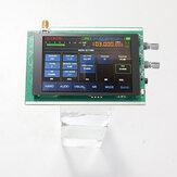 Receptor de malaquita 50K-200 MHz com tela de 3,5 polegadas LCD Controle de luz de fundo de redução de ruído de Malahit DSP SDR modo completo UHF AGC Rádio HAM