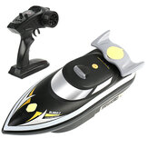 HongXunJie HJ807 2.4G Fishing Bait RC Boat 200m Remote Fishing Finder Double Motor RTR