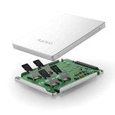 Maiwo KT037B2 Tarjeta TF de 4 puertos a SATA Adaptador de disco duro de tarjeta adaptadora RAID
