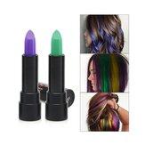 6 kolorów farbowania włosów Stick nietoksyczny salon fryzjerski DIY farbowanie włosów
