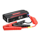 68800mAh multifunctionele auto Jump Starter 12V 4USB Power Bank oplaadbare Li-batterij
