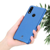 DUX DUCIS Smooth Touch Shockproof PU Leather&Silicone Soft Protective Case For Xiaomi Redmi 7 / Redmi Y3