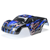 Remo d3603 1/16 bleu monster truck carrosserie rc voiture partie