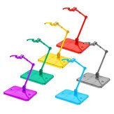 Action Figure Base Stand Holder Fit For Robot Gundam Models Display Bracket Shaft Support