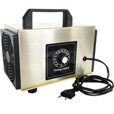220V 5g/10g/20g/24g/28g/h Ozone Generator Machine Air Purifier Disinfection Cleaner Sterilizer W/ Timing Switch