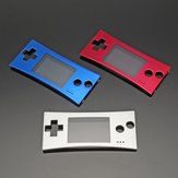 Replacement Front Shell Faceplate Cover Caso Parte para Nintendo Gameboy Micro GBM