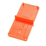 35mm 40mm Hinge Hole Drilling Guide Locator Hole Opener Template