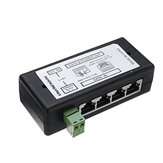4Ports POE Injector POE Splitter voor CCTV Netwerk POE Camera Power Over Ethernet IEEE802.3af