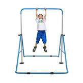 Genişletilebilir Çocuklar Jimnastik Barlar Asimetrik Gym Kid Bar Egzersiz Aletler Gençler Eğitim Kapalı Oyun