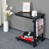 Simple Modern Removable Bedside Table Lifting Small Coffee Table Side Table Lazy Computer Table Sofa Small Desk