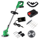 36V 650W Electric Lawn Mower Small Lithium-Ion Cordless Garden Yard Grass Trimmer