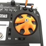 Protector de balancines con impresión 3D URUAV para transmisor Radiomaster TX16S FrSky X9D