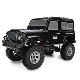 HSP RGT 136100 1/10 2.4G 4WD Racing RC Coche Todoterreno con Grandes Pies Impermeable
