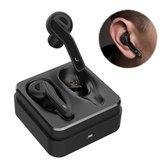 [Bluetooth5.0]AipaoT88TWSTrue Wireless Auricolare stereo HiFi cuffia con ricarica Scatola